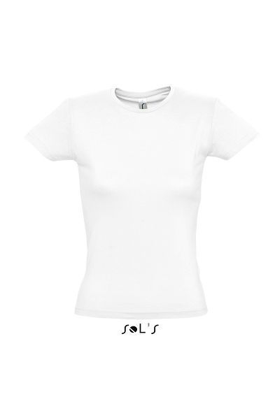 T-shirt personnalisable : Miss - t shirt publicitaires