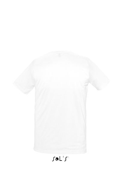 T-shirt personnalisable : Sublima blanc - Vue n° 2