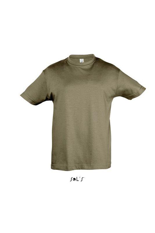 91890bdc6 T-shirts Publicitaires vert, enfant | Kelcom