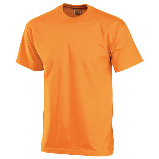orange - t shirt publicitaire enfant