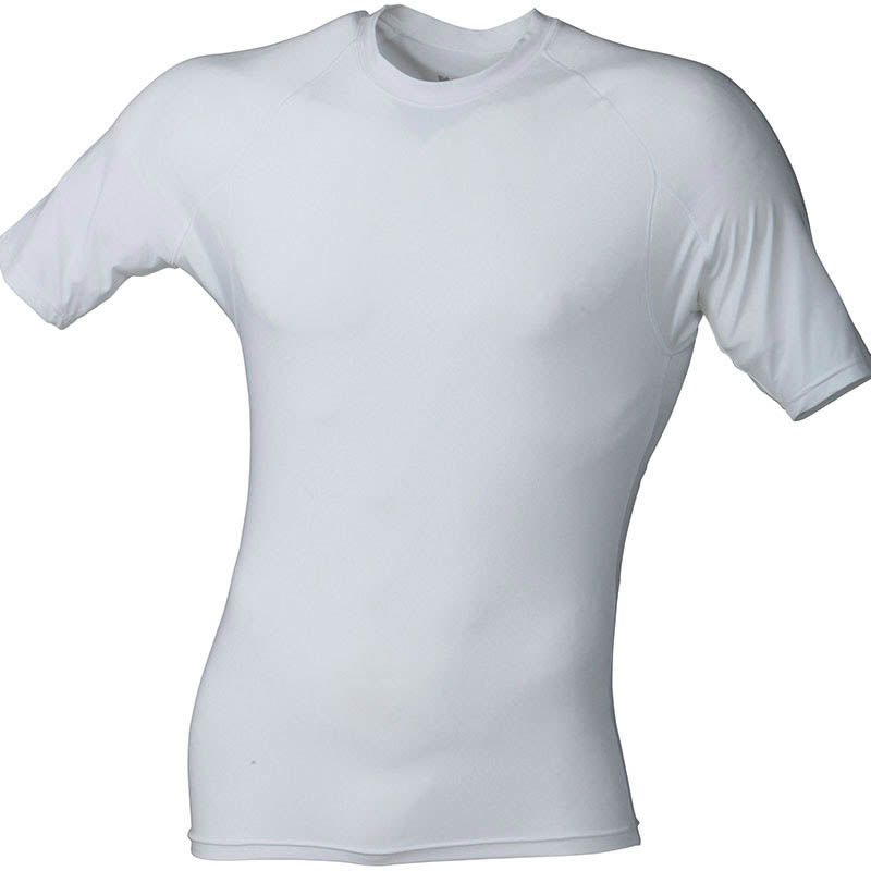 blanc - t shirts sport personnalisable