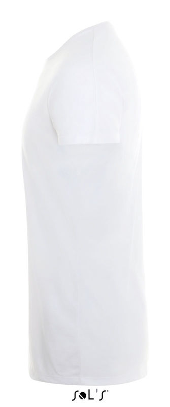 Tee-shirt personnalisable : Magma Men blanc - Vue n° 2