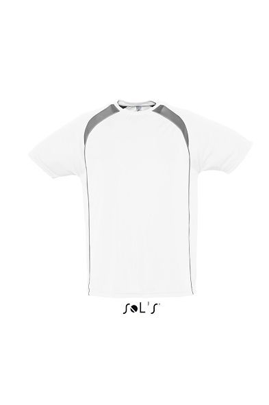 Tee-shirt personnalisable : Match - t shirt publicitaires