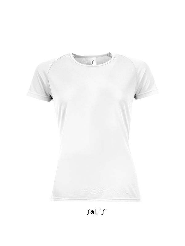 Tee-shirt personnalisable : Sporty Women - t shirt publicitaires