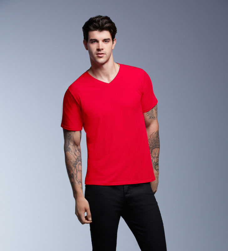 Kytty | Tee Shirt publicitaire pour homme Rouge 1