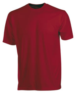rouge - t shirt flocage