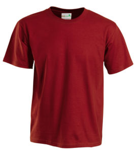 rouge - t shirt imprimé