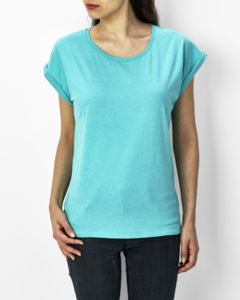 turquoise - T-shirt personnalisable : Melba