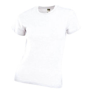 blanc - t shirt personnalisé photo