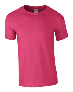 Ring Spun | T Shirt publicitaire pour homme Rose Helicona 3