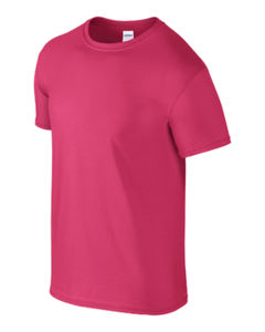 Ring Spun | T Shirt publicitaire pour homme Rose Helicona 4