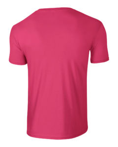 Ring Spun | T Shirt publicitaire pour homme Rose Helicona 5