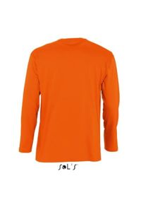 T-shirt publicitaire : Monarch orange - Vue n° 2