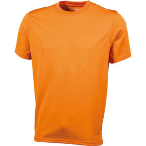 orange - t shirt publicitaire pas cher