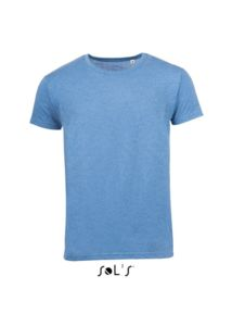 bleu chine - Tee-shirt à personnaliser : Mixed Men