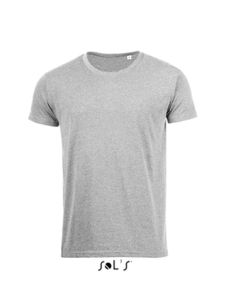 gris chine - Tee-shirt à personnaliser : Mixed Men
