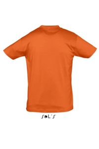 Tee-shirt à personnaliser : Regent orange - Vue n° 2