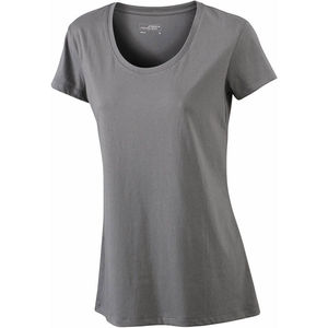 anthracite - tee shirt imprime femme