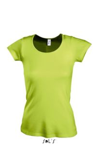 vert pomme - Tee-shirt personnalisable : Moody