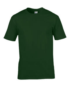 Funa | Tee Shirt publicitaire pour homme Vert Sapin 3