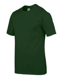 Funa | Tee Shirt publicitaire pour homme Vert Sapin 4