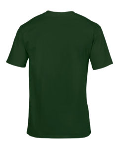 Funa | Tee Shirt publicitaire pour homme Vert Sapin 5