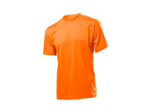 orange - Tee shirt publicitaire Classic 155